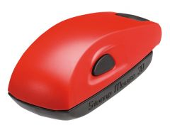 Stamp Mouse R30 rot