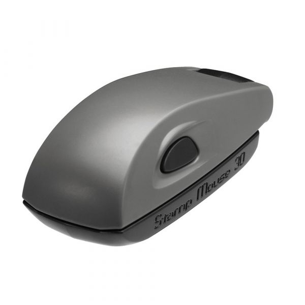 Stamp Mouse 30 grau