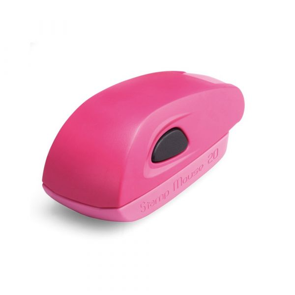 Stamp Mouse 20 Pink